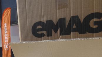 34 milliárdot hozott az eMAG-nak az első üzleti év