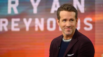 Tiszta Hollywood: angol futballklubot vesz Ryan Reynolds
