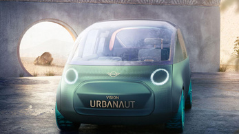 Urbanaut: jármű az autó utáni világból