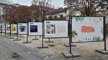 A Fekete opálüveg mindent vitt az idei 100 szóban Budapest versenyen