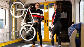 Erősíti az együttműködést a MÁV és a Kerékpárosklub