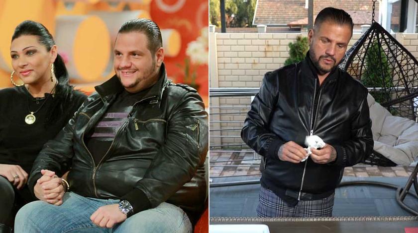Emilio és Tina 2011 januárjában a Reggeli című műsorban, illetve az énekes a Drága családom egyik 2020 novemberi adásában.