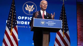 Joe Biden újabb leendő fehér házi munkatársakat nevezett meg