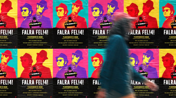 Piedone, Depeche Mode és Fabulon: jól megférnek egy falon