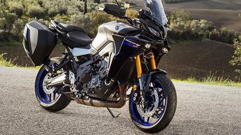 Bemutatták a Yamaha Tracer 900 utódját
