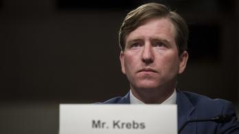 Trump kirúgta a kiberbiztonsági ügynökség vezetőjét