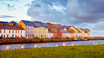 Írország legszexibb városa – az  idén Galway volt Európa kulturális központja