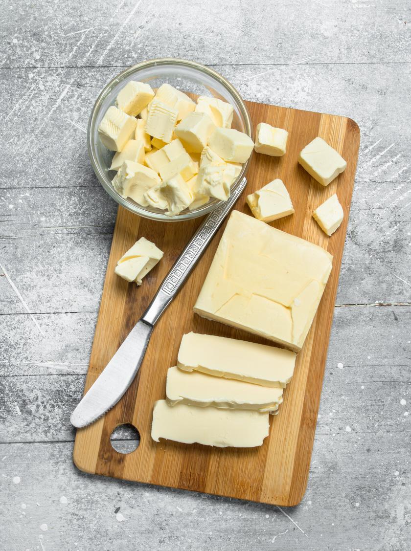 margarin sütés