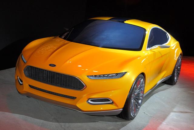 Egyesek szerint 2013-tól valami ilyesmi lesz a Mustang is