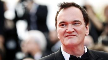 Könyvírásra adta a fejét Quentin Tarantino