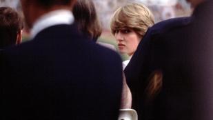 Így tűrte évekig Diana a paparazzók egyre erőszakosabb érdeklődését