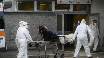Olaszországban elfogyott az orvosi oxigén