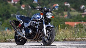 Használt: Honda CB1300 Super Four - 2002.