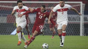 Nemzetek Ligája: Magyarország–Törökország