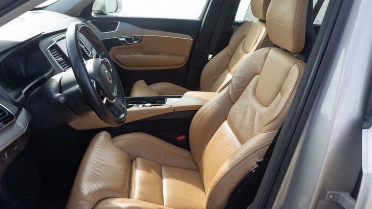 Még mindig a Volvo ülések a legkényelmesebbek