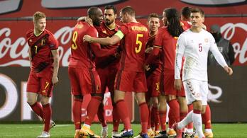 A belgák és az olaszok is bejutottak a Nemzetek Ligája négyes döntőjébe