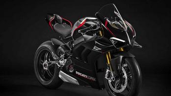 SP változat is készült a frissített Ducati Panigale V4-ből