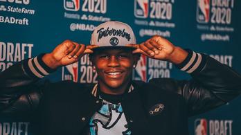 Kosarazni és kosármeccset nézni sem szeret az NBA draft első kiválasztottja