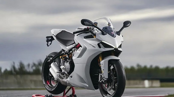 Panigale arcot kapott a Ducati Supersport 950