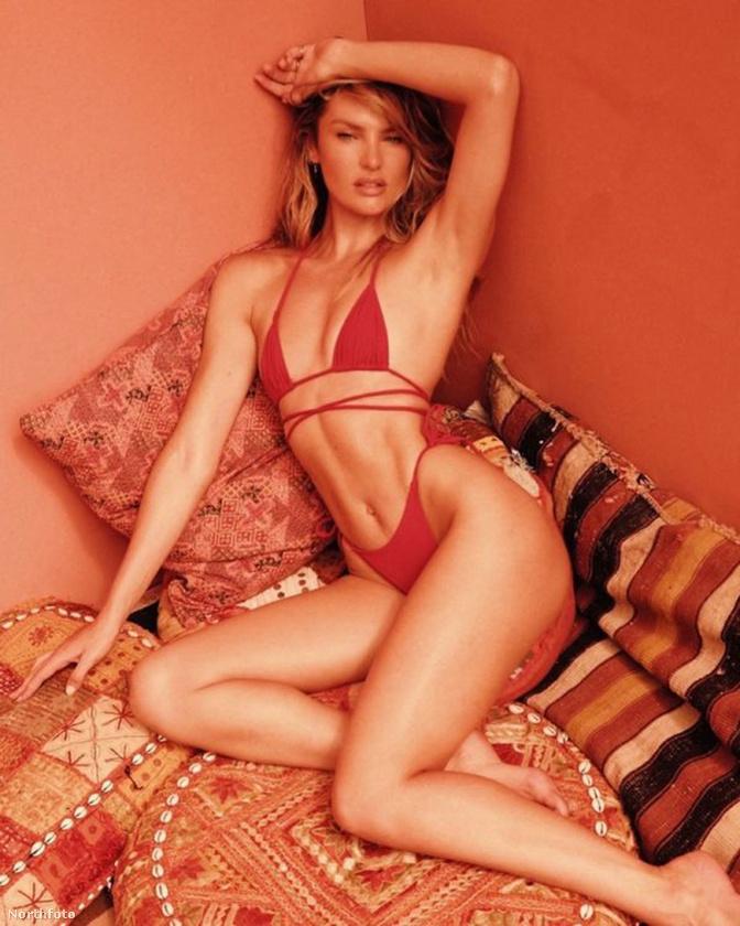 Ennek a bikininek már teljesen más a szabása, szerintünk ebben is néz ki a legjobban a modell