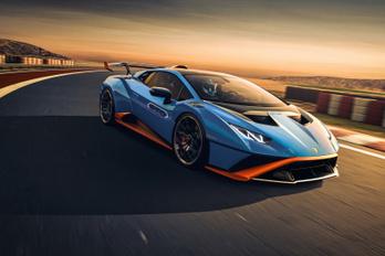 STO: a legújabb Lamborghini Huracán