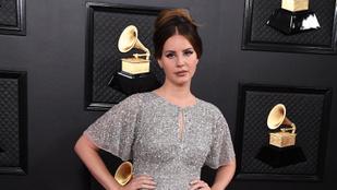 Lana Del Reynek kétszer is beszóltak, egyiket sem hagyta szó nélkül
