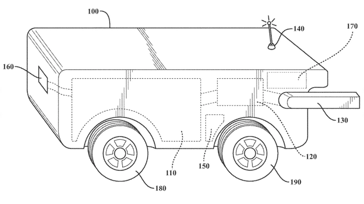 2020-11-19 11 57 17-Toyota Patent Shows Self-Driving Drone Tanke