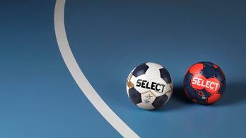 Új labdákat mutatott be az Európai Kézilabda-szövetség