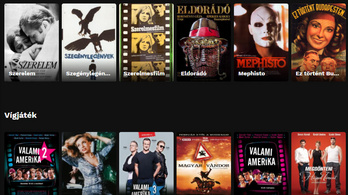Elindult a magyar Netflix, a FILMIO