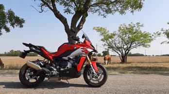 Az ugar superbike-ja
