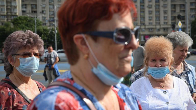 Románia: februárban jöhet a járvány harmadik hulláma