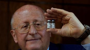Moszkva a Szputnyik V vakcina tanúsítását kérte a WHO-tól