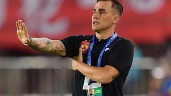 Fabio Cannavaro fiával erősített a Lazio