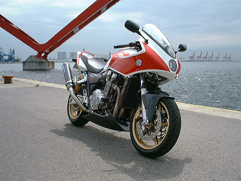 Honda CB1300 Super Four Type R
