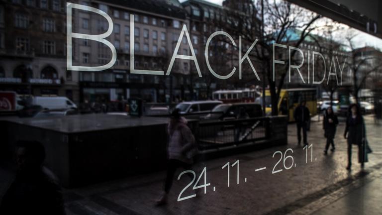 A Black Friday nem korbácsolja fel a vásárlási kedvet