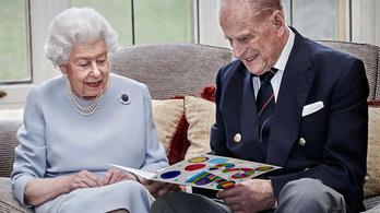 73 évnyi házasságot tudnak felmutatni. Eddig.