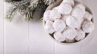 Ez a görög karácsonyi sütemény klasszul feldobja az ünnepi menüsort