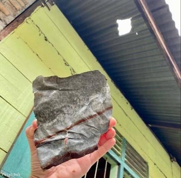 indonesian-meteorite
