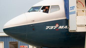 A Boeing 737 MAX Kínában még nem repülhet