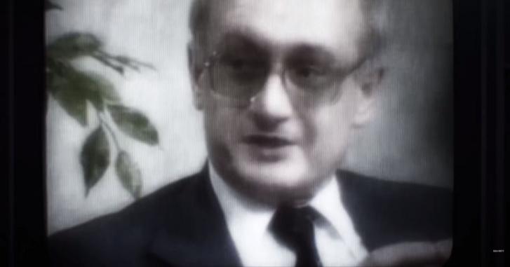 Jurij Bezmenov, a volt KBG-ügynök, aki figyelmeztette az USA-t a Call of Duty: Black Ops Cold War trailerében (Forrás: Activision)