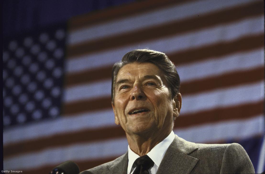 Ronald Reagan 1986-ban