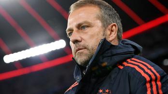 Hivatalos: Hansi Flick a szezon végén távozik a Bayerntől
