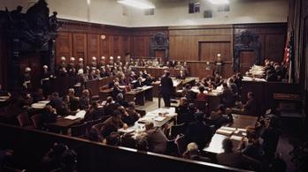 Hetvenöt éve kezdődött a nürnbergi per – Náci fővezérek a vádlottak padján