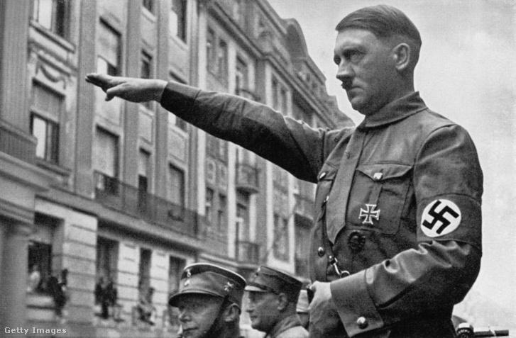 Adolf Hitler 1932-ben