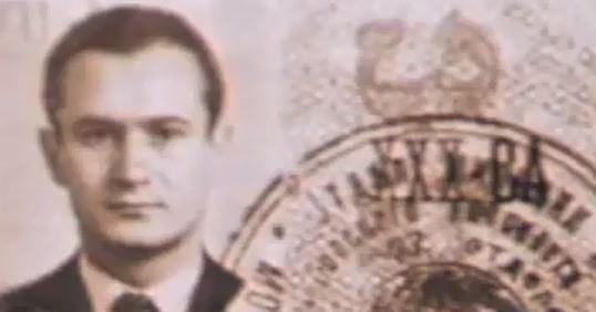 Jurij Bezmenov fiatalon (Forrás: YouTube)