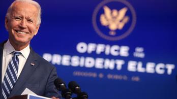 Biden az amerikai történelem legidősebb elnöke lehet