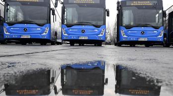 BKV: nyilvánosságra hozzák a buszbérlési pályázat anyagát