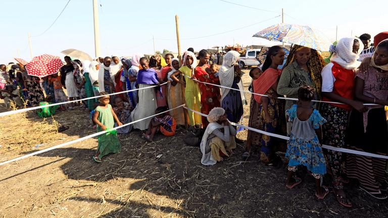 Humanitárius válság fenyegeti Etiópiát