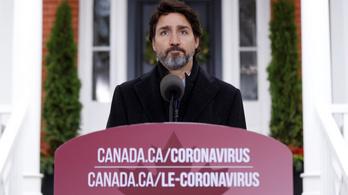 Év végére megnégyszereződhet a koronavírussal fertőzöttek száma Kanadában