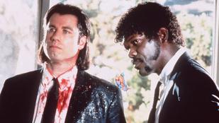 Újra együtt John Travolta és Samuel L. Jackson egy Ponyvaregény-paródia reklámban